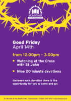 Good Friday 14th