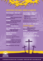 Holy Week April 2017