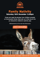 Family Nativity