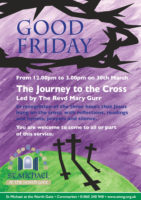 Good Friday 30 March 2018